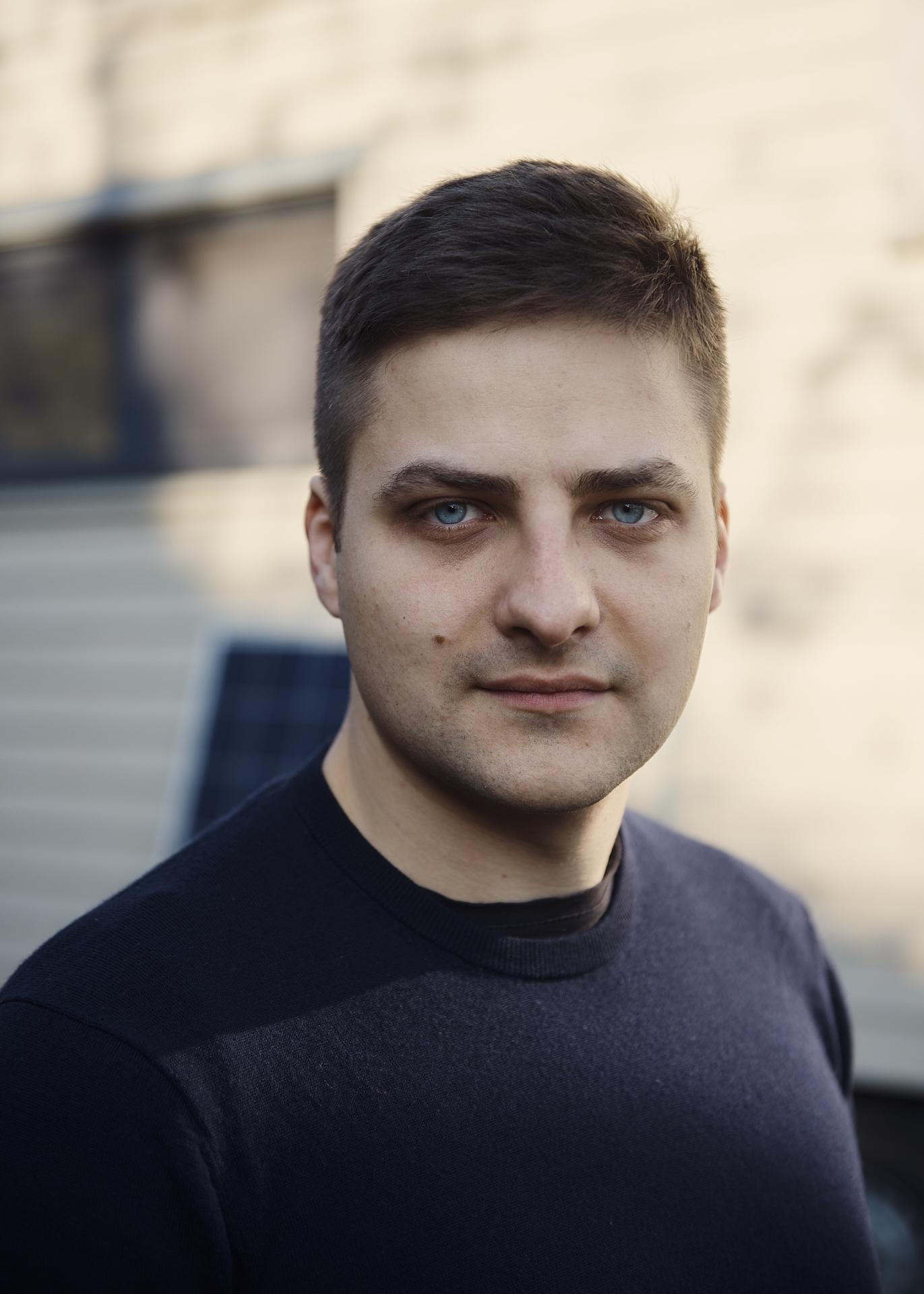 Florian Bamborschke Portrait