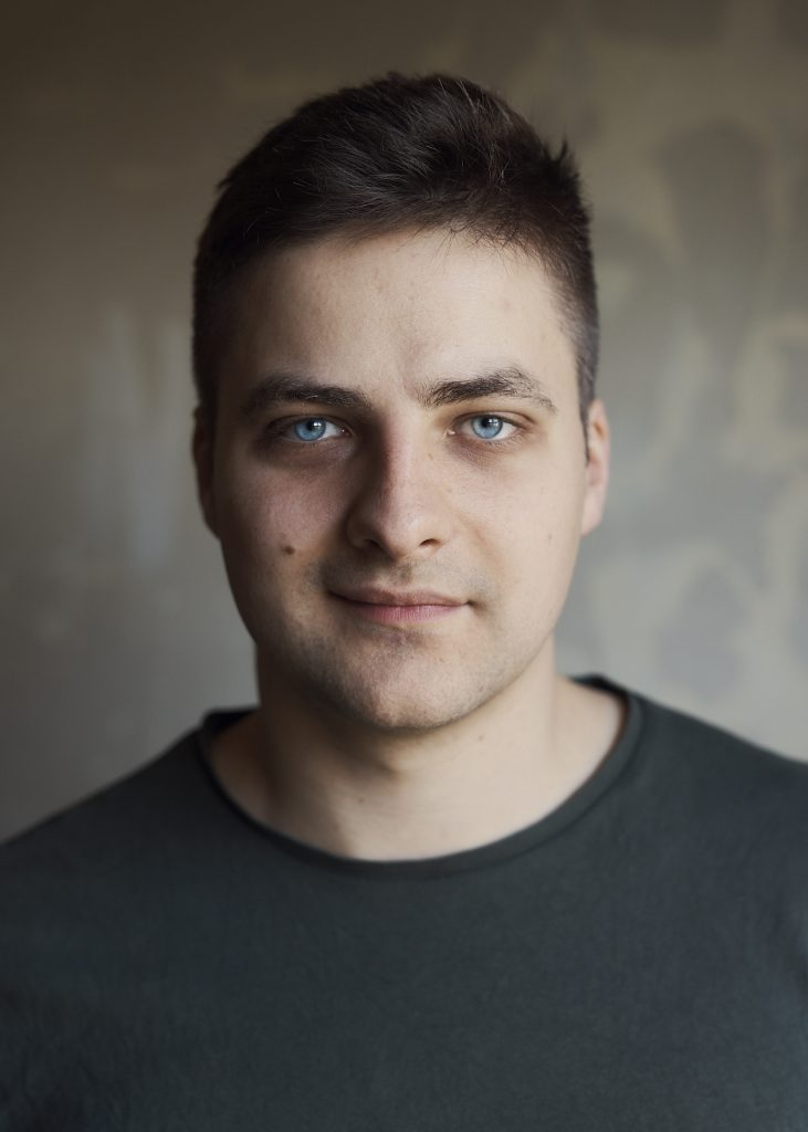 Florian Bamborschke Portrait frontal