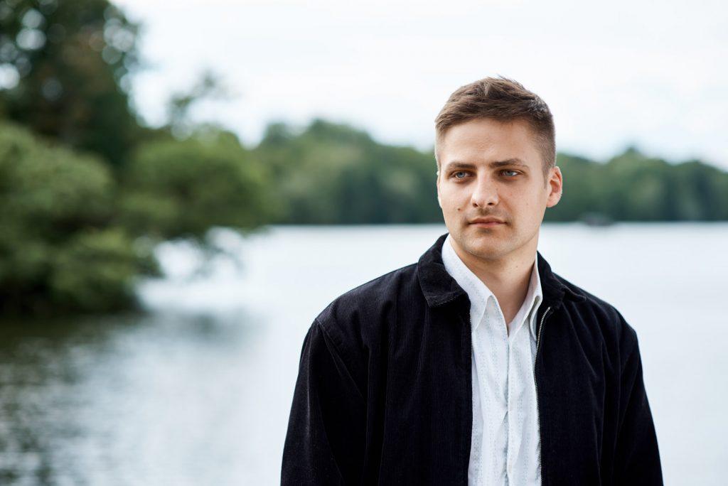 Florian Bamborschke Oberkörper Jacke horizontal